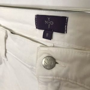 NYDJ white Pants